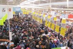 Cele mai spectaculoase cozi din Romania