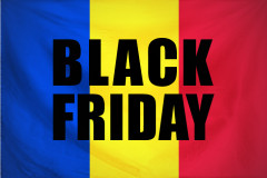 Evolutia Black Friday in Romania