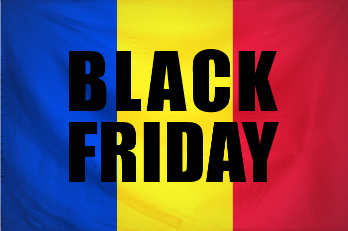 Black Friday in Romania