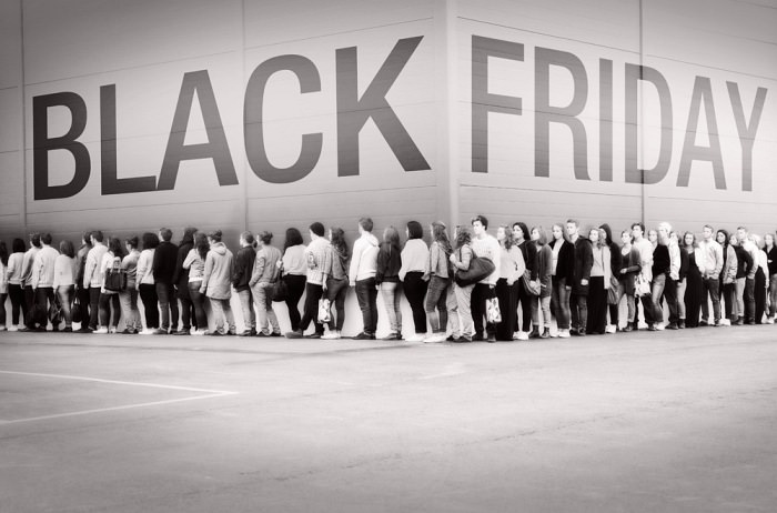 Coada Black Friday