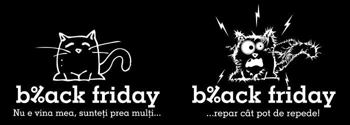 eMag Black Friday 2012 repar