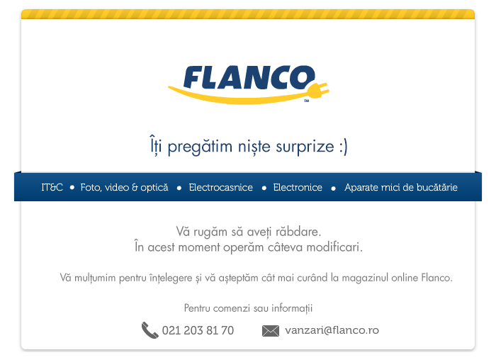 Flanco Black Friday 2012 online