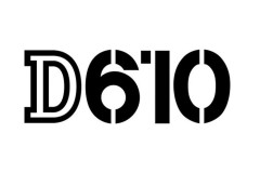 Logo Nikon D610