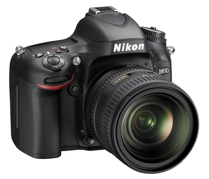 Nikon D610 24-85