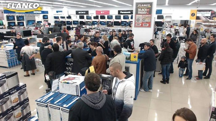 Black Friday Flanco Orhideea