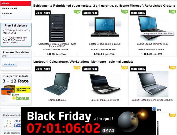CitGrup Black Friday 2013