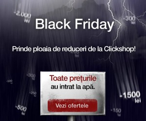 Clickshop reduceri Black Friday
