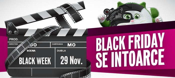 Black Friday se intoarce la Domo