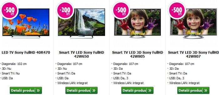 Reduceri smart LED Domo Black Week