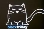 eMag Black Friday black cat