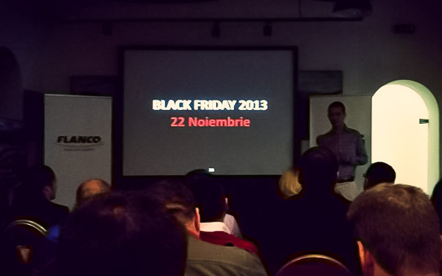 Conferinta Black Friday 2013 emag Flanco