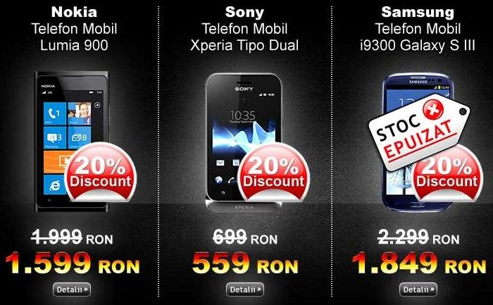 Black Friday 2012 evoMag oferta smartphone