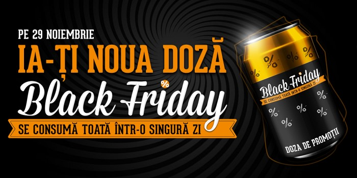 F64 Black Friday 2013 noua doza