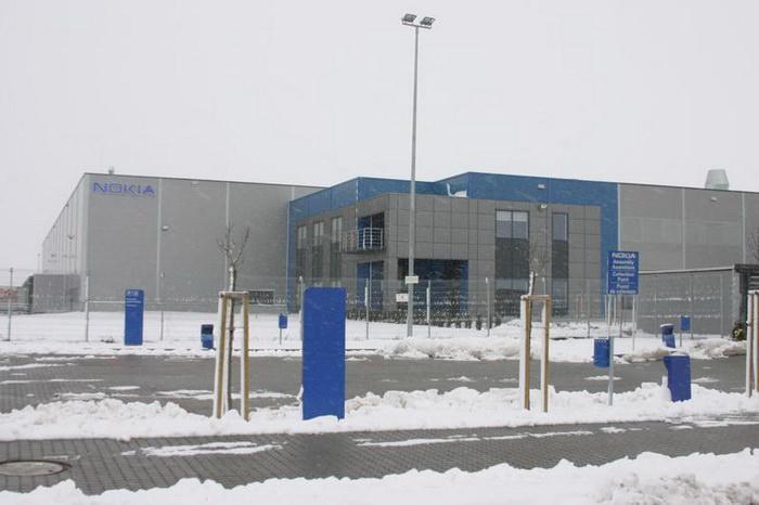 Fabrica Nokia