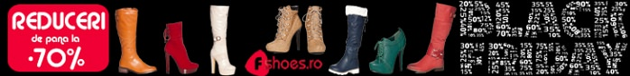 Fshoes Black Friday reduceri