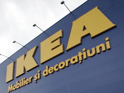 Ikea Romania magazin exterior