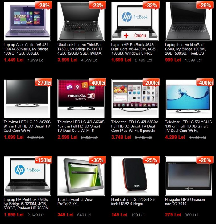 Oktal Black Friday 2013
