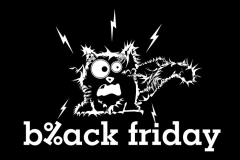 Mascota eMag Black Friday 2012
