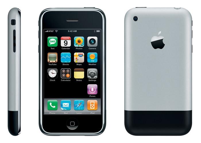 Primul iPhone
