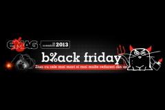 Toate reducerile eMAG de Black Friday 2013 in acelasi loc