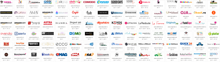 Lista magazinelor Black Friday 2013