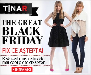 TinaR.ro Great Black Friday