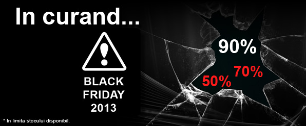 Watchshop.ro promotie Black Friday 2013