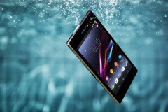 Xperia Z1 waterproof