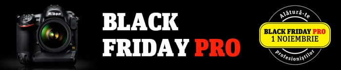 Nikon PRO Black Friday 2013
