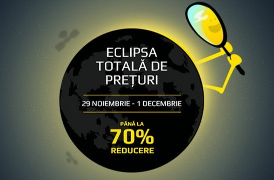 Eclipsa preturi Zorile Store 29 noiembrie 2013