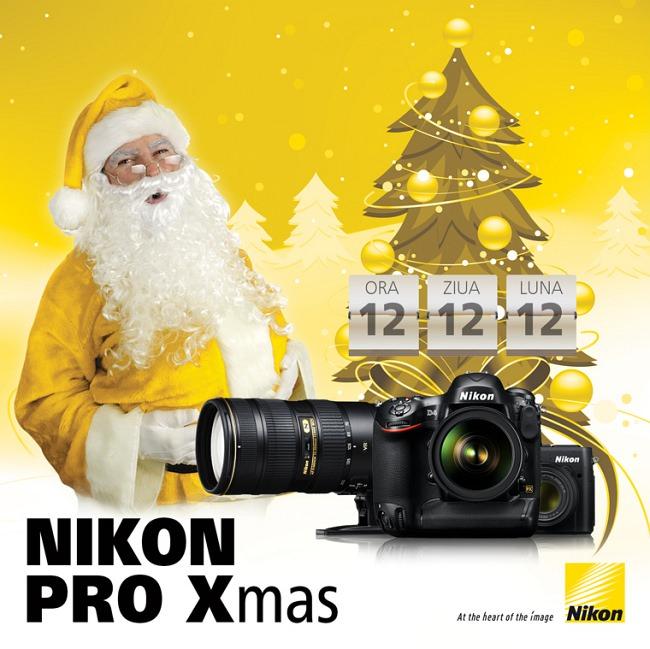 Nikon Pro Xmas 2013