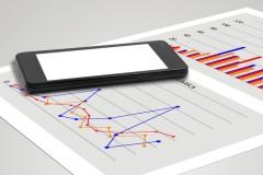 Statistici vanzari smartphone-uri SUA Black Friday 2013