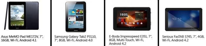 Oferta tablete eMAG Black Friday 2013