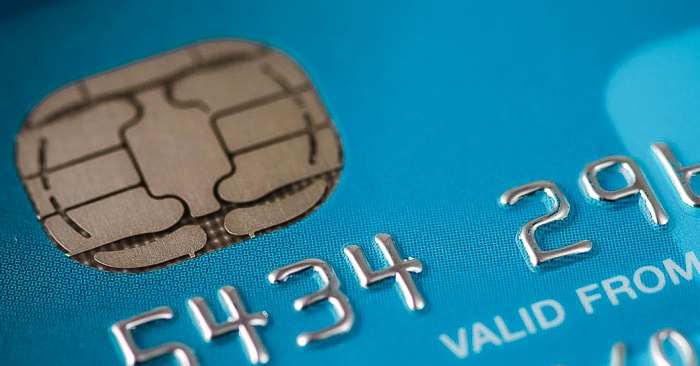 EMV credit card cip