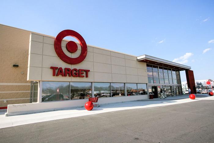 Exterior magazin Target SUA