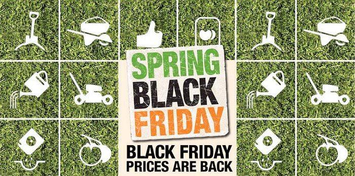 Home Depot Sprin Bblack Friday 2014