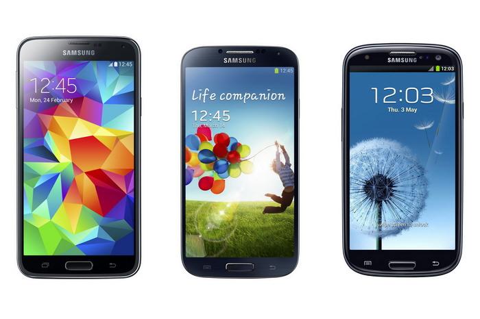Samsung Galaxy S5 S4 S3