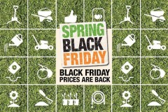 Spring Black Friday 2014