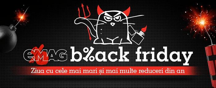 eMAG Black Friday (Black Cat)