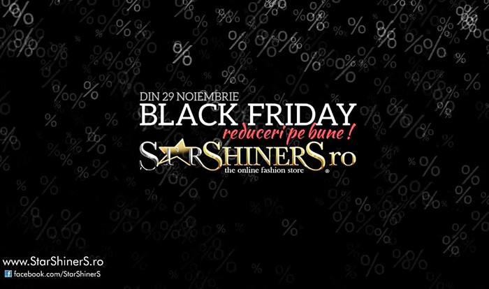 Black Friday 2013 StarShinerS