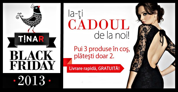 Black friday 2013 la TinaR
