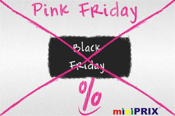 Black Friday Pink Friday miniPRIX