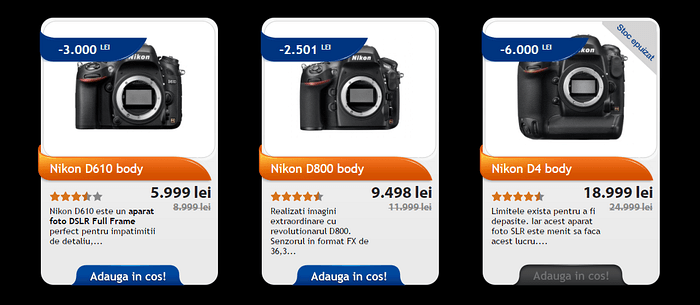 Black Friday PRO 2013 oferta DSLR Nikon