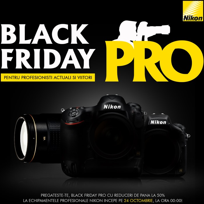 Nikon Black Friday PRO 2014