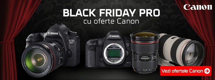 Black Friday PRO Canon F64