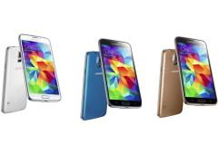 Culorile Samsung Galaxy S5