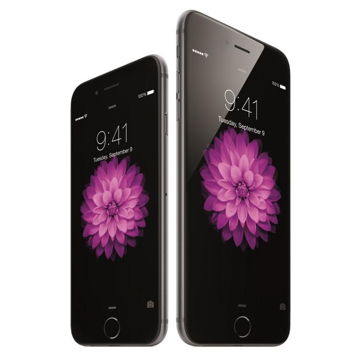 iPhone 6 si iPhone 6 Plus