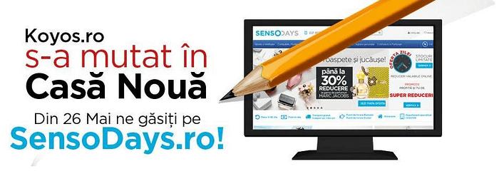 Koyos rebranding SensoDays mai 2014