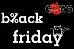 Logo Black Friday eMAG