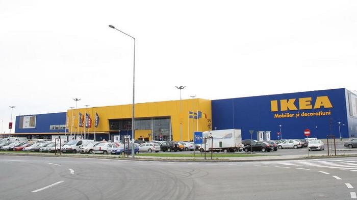 Magazin IKEA Romania